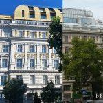 Wiederbelebung historischer <b>Gebäude</b>